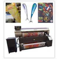 Cheap Digital Indoor And Outdoor Mimaki Textile Printer To Make Feather Flag Directly for sale