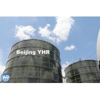 Large Size Glass Lined Water Storage Tanks 50 M3 - 20000 M3 Capacity Manufactures