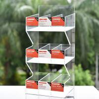 Customized Acrylic Tiered Display Stands / Electronic Product Display Stand Manufactures