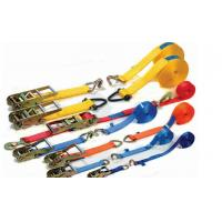 All Type Polyester Webbing Strap , Quick Release Adjustable Cargo Straps Manufactures