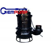 Mine dewatering ZJQ electric centrifugal pump for dirty water plants Manufactures
