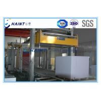 China Automatic Pallet Wrapping Equipment 80 Rolls / H With Data Management System on sale
