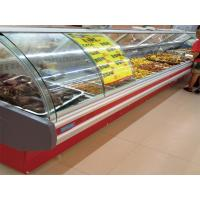 Ice Cream Supermarket Projects Frige Equipments For Fruits / Meat Manufactures