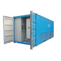 Blue Resistive Reactive Load Bank F Class With Short Circuit Protection