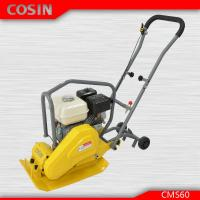 China COSIN CMS60 compaction machine compactor plate on sale