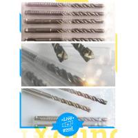10 x 160 mm SDS Plus Hammer Drill Bits double flute cross head Manufactures