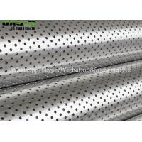 k55 j55 q235 steel perforated holes pipe metal based screen pipe oil well casing Manufactures