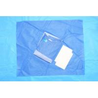 Breathable Non Woven Sterile Medical Gowns Disposable Acid Resistant Manufactures