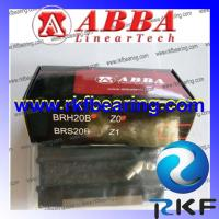 P6 P5 P4 Taiwan ABBA BRH20B Linear Bearings With Original ABBA BRH20B Packing Manufactures
