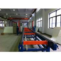 Construction Block EPS Cutting Machine For Sheet , High Precision Cutting Machine