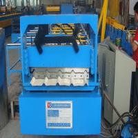 Cheap 840 Roof Steel Tile Roll Forming Machine with Galvanized Board for Transportation for sale