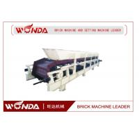 China Full Automatic Brick Box Feeder Simple Structure Hollow Block Making Machine Applied on sale