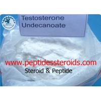 High Purity Oral Anabolic Steroids , CAS 5949-44-0 Andriol Testosterone Undecanoate