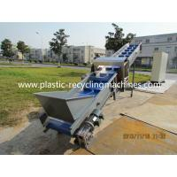 Cheap PP PE Film Recycling Plastic Granulating Machine With Centrifugal Dewater for sale