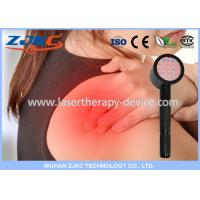 China Arthritis / Back Pain 650nm Infrared Laser Pain Relief Device 225*70*65mm on sale