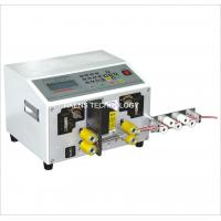 Double Track Wire Cutting And Stripping Machine Easy Operation 32KG Weight Manufactures