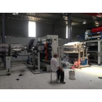 Single / Double ACP Production Line , Aluminum Board Production Line High Speed