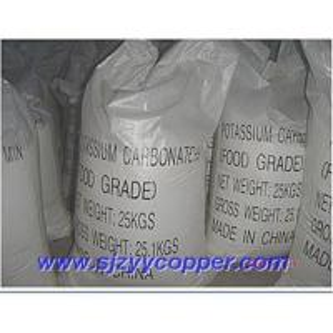 Potassium Carbonate Manufactures