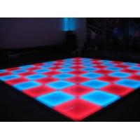 Full Color Indoor Wide Display Acreage P31.25 LED Dance Floors 1R1G1B 1024 (dot/ m2) Manufactures