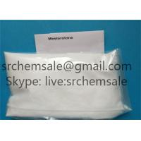 Quality Mestanolone Raw Steroid Mestanolone Powder Male Hypogonadism Treatment White Powder for sale