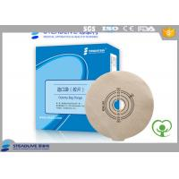 Hydrocolloid Flange Ostomy Bag , Medical colostomy bag CE / FDA / ISO Manufactures