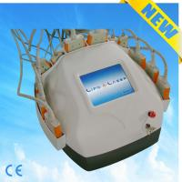 Professional Lipo Laser Slimming Machine With 6, 8 , 12 Paddles For Your Choose Manufactures
