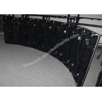 Cheap Small Flexible Led Screen , Curved Led Screen Fast Install 6.25mm for sale