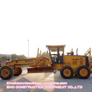 SHANTUI SG18D-3 125kw 180 HP Construction Motor Grader Manufactures