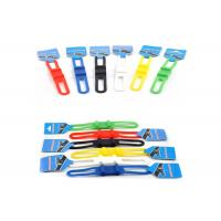 Multifuction Colorful Flexible Silicone Elastic Bicycle Tie Strap ,Bike Silicone Band , Bike Strap Manufactures