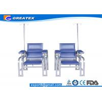 Hospital Waiting Room Chairs With IV Pole Stand Infusion Treatment Manufactures