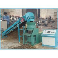 Cheap Biomass flat module straw briquette machine for sale