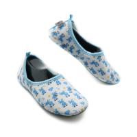 Indoor Flexible Hotel Room Slippers Unisex Customized Color Heat Transfer Print Manufactures