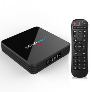 MXR PRO+ KODI 17.3 4GB/32GB Android 7.1.1 RK3328 4K HDR TV BOX 2.4G/5G WIFI LAN VP9 Bluetooth HDMI USB3.0 Manufactures