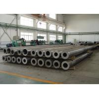 Gas Cylinder Skid Seamless Alloy Steel Tube ASTM A519 4145 Hot / Cold Finished