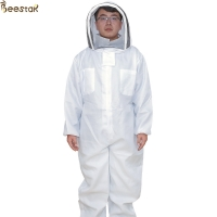 Quality Economical Beekeeping Outfits fencing Veil For Beekeeping Bee Clothes for sale