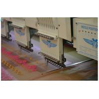 computerised lace / Water-dissolve Industrial Embroidery Machine for curtain Manufactures
