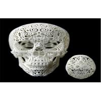 Cheap Customised 3D Printing Rapid Prototype For Plastic Human Head Part for sale