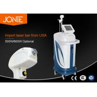 Portable Strong Power Permanent Hair Removal Equipment With CE Approved /  By Jontelaser