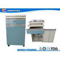 CE Approved  ABS Hospital Bedside Cabinet with Drawer , Beside Locker Cabinet (GT-TA039-01) Manufactures