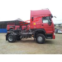 Fifth Wheel 50# 40t 336hp 4x2 Heavy Duty Tractor Truck Manufactures