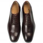 Brogue Category Men'S Wedding Dress Shoes Custom Printing Logo Loafer Design Manufactures