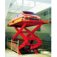 China Scissor Car Lifting Equipment With 3 Tons (SJG) on sale