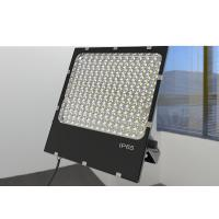 Exterior 200W Led Parking Lot Flood Lights Cool White 120 Lm/W ROHS TUV Certificate Manufactures