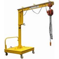 Cheap Movable Motorized Rotation Jib Cranes For Position A Load for sale