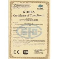Ofan Electric Co., Ltd Certifications