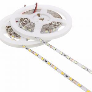 China 5mm Ultra-Narrow 5630 LED Strip Not Waterproof Tira LED Light Flexible on sale