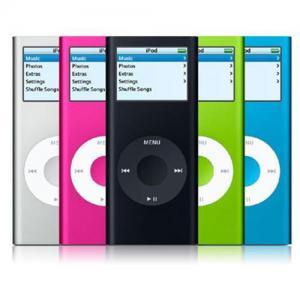 New Apple iPod nano 5th Generation 16GB/8GB MP3 MP4 Manufactures