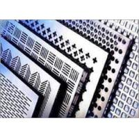Customized Perforated Aluminum Sheet 3003 H14 Round Hole Perforated Sheet Manufactures