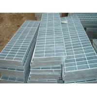 Corrosion Resistant Galvanized Metal Grating 32 X 5mm Bearing Bar For Metal Walkway Manufactures