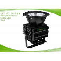 China Black IP 65 400 Watt Industrial Outdoor Lighting Replacement Of 1000w Sodium Lamps on sale